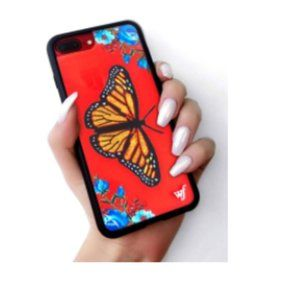 Wildflower Butterfly iPhone 11 Pro Case